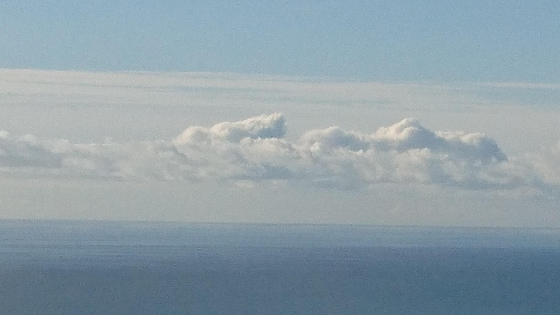 MÉTÉO Mardi ensoleillé mais nuageux !
