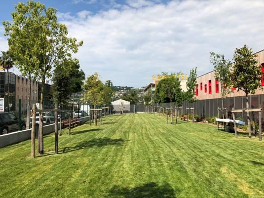SAINT ISIDORE Découvrez le nouveau jardin à l'Ouest de Nice