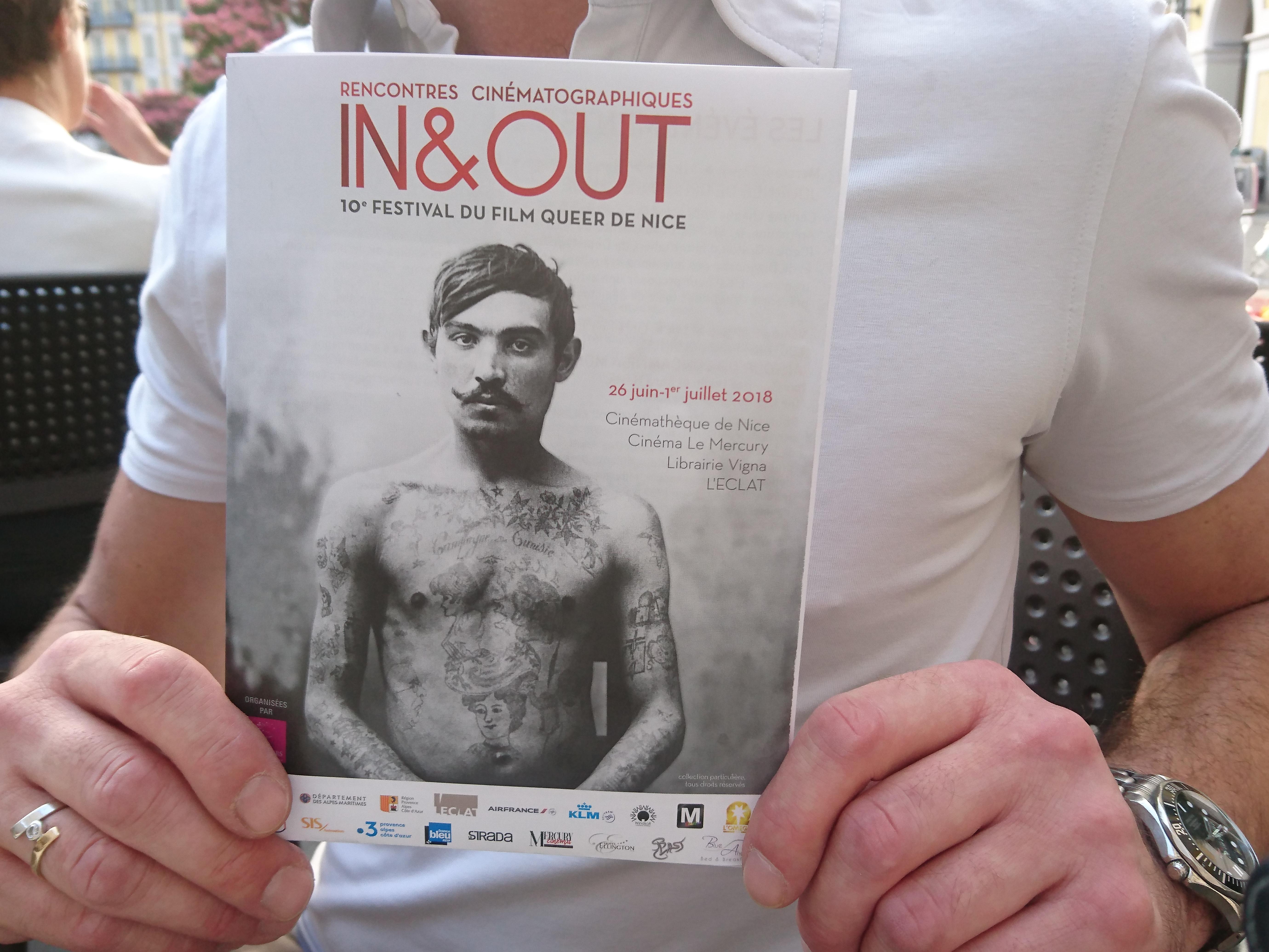 CINÉ Le festival «In & Out», 10e édition: moteur, action!