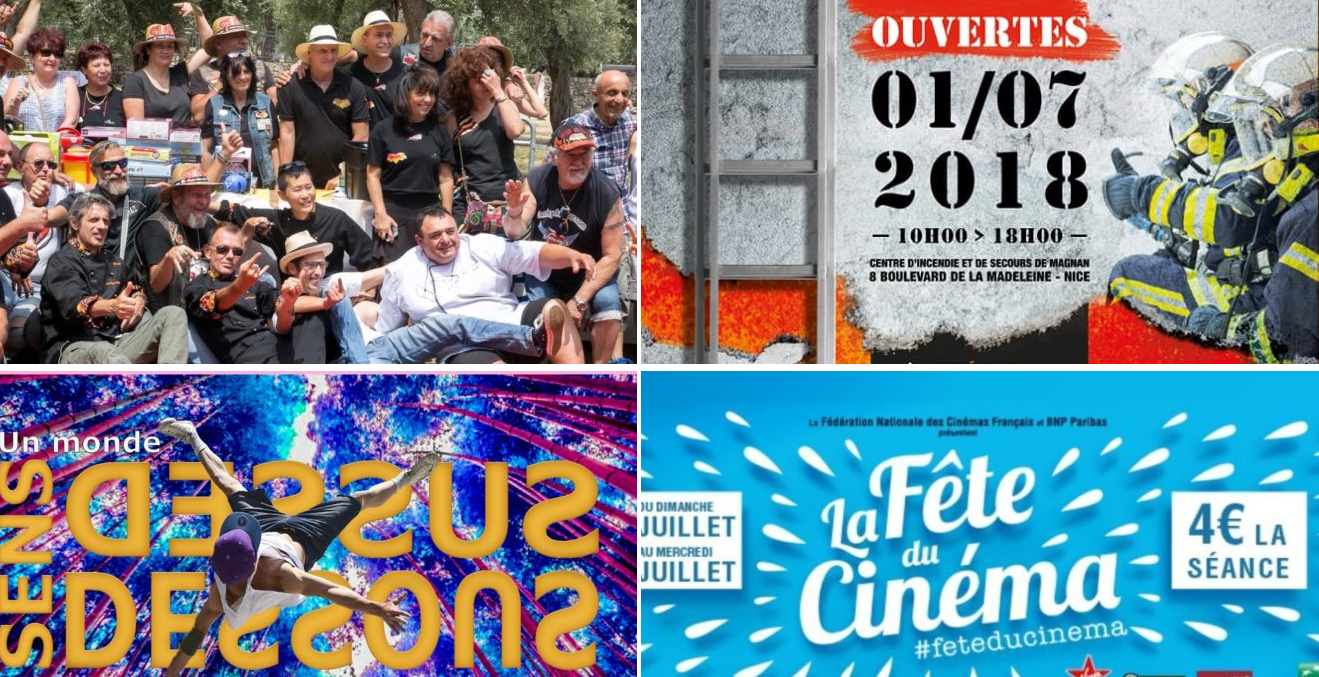 AGENDA Que faire à Nice ce dimanche 1er juillet ?