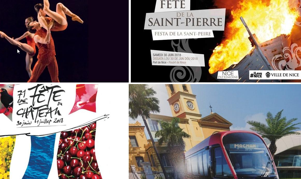 AGENDA Que faire à Nice ce samedi 30 juin ?