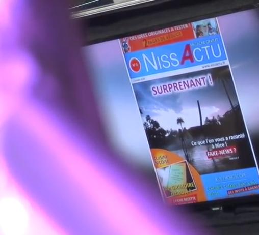 VIDÉO NissActu invité d'Azur TV ce mardi