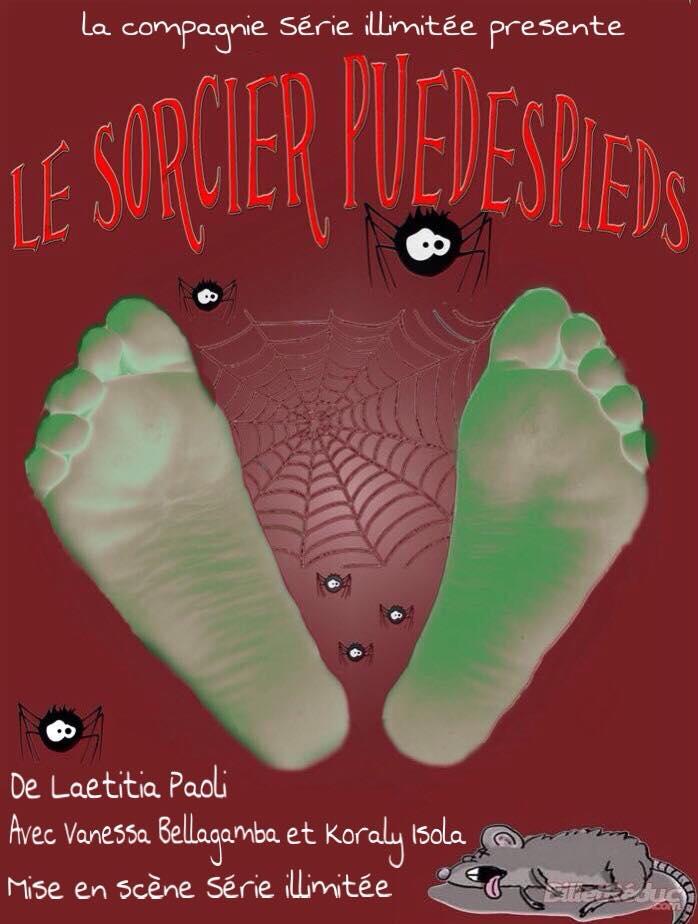 KDO Pour Halloween, on vous invite à aider le «sorcier qui pue des pieds» à Nice